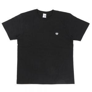地元愛+10半袖TEE(ブラック)