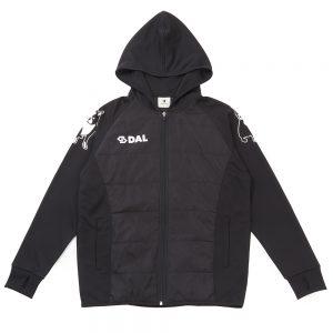 ティキタカ+1 ライトパデットジャケット(ブラック)