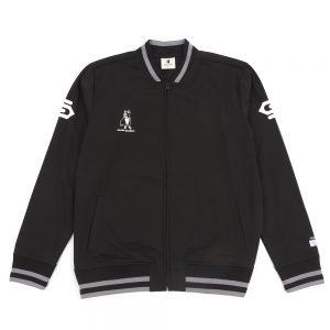 コーチカーター+1 ボンディングジャケット(ブラック)
