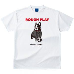 ROUGH PLAY Dry Tシャツ(ホワイト)