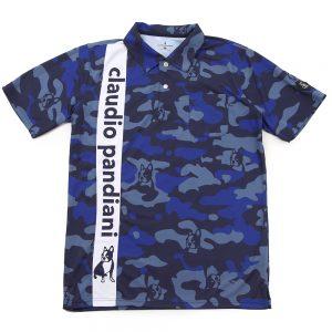 CP United Dryポロシャツ (ネイビー)