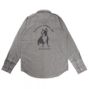 dogmaria+α 長袖シャツ (ブラック)