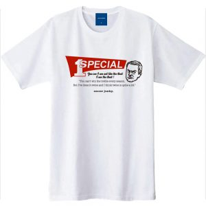 SPECIAL1 半袖TEE(ホワイト)