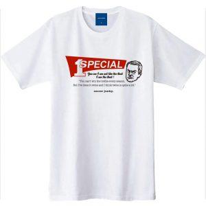 SPECIAL1 半袖TEE(ホワイト)