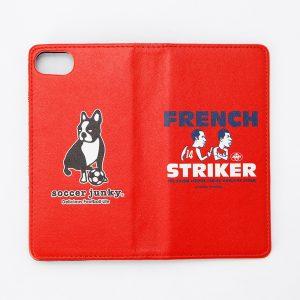 FRENCH STRICKER iPhone7/8手帳型ケース