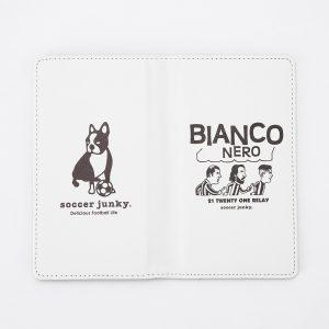 BIANCO NERO 手帳型スマホケース(汎用タイプ)