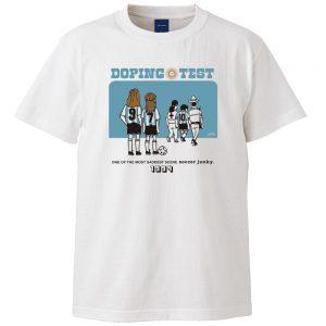 Doping test 半袖TEE (ホワイト)