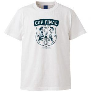 Cup Final?! 半袖TEE (ホワイト)