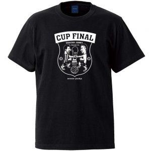 Cup Final?! 半袖TEE (ブラック)