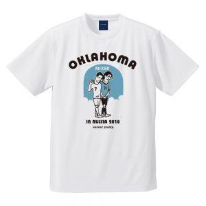オクラホマ DryTEE (ホワイト)