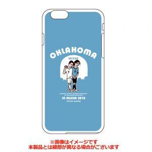 SJ18491 オクラホマ iPhone7/8ハードケース