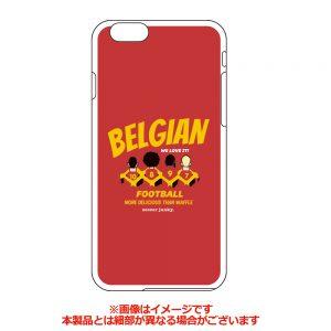 SJ18494 ベルギーワッフル iPhone7/8ハードケース