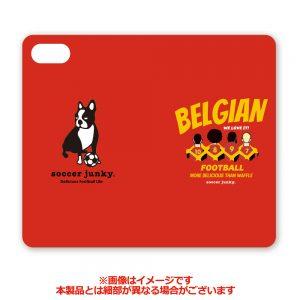 ベルギーワッフル iPhone7/8手帳型ケース