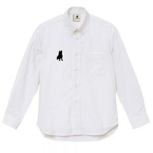 smart+7 オックスフォードシャツ (ホワイト)
