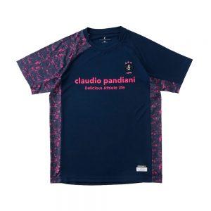 アンドレア+8プラシャツ(ネイビー)