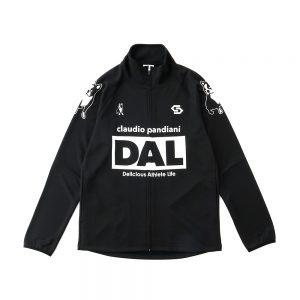 愛してマスカット+2トレーニングジャケット(ブラック)
