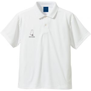 ポロダネクライネDryポロシャツ(ホワイト)