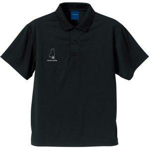 ポロダネクライネDryポロシャツ(ブラック)