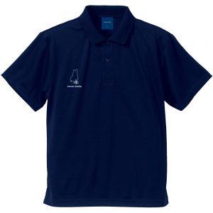 ポロダネクライネDryポロシャツ(ネイビー)