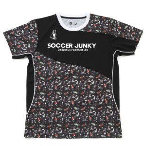 ドリブル力+1プラシャツ(ブラック)