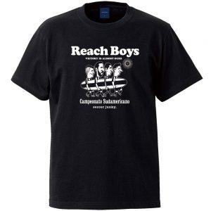 Reach Boys半袖TEE(ブラック)