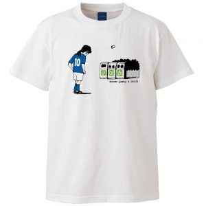 94 Penalty K半袖TEE(ホワイト)