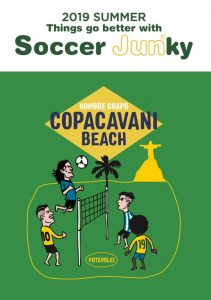 0a7129cff7 Junred×soccerjunky=サッカージュンキー!