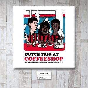 DUTCH CAFE アートパネル