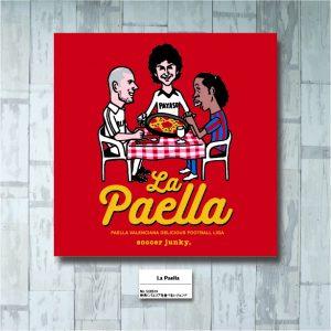 La Paella アートパネル